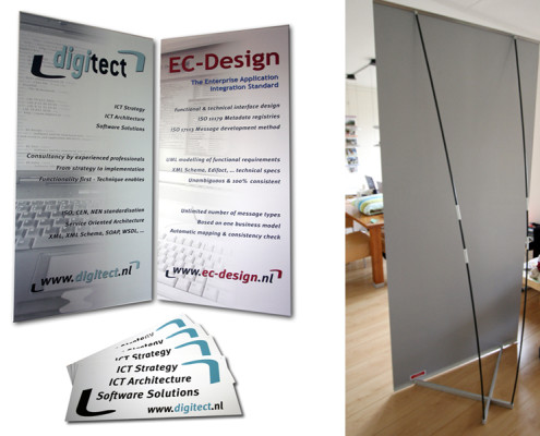 Digitect banners