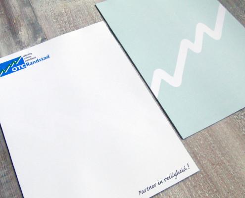 Dubbelzijdig briefpapier A4