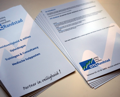 Folders OTC Randstad A4