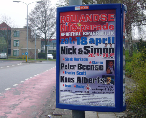 Posters abri formaat A0