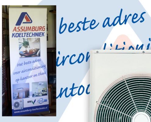 Rolbanners Assumburg Koeltechniek