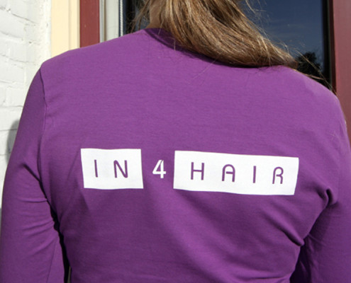 T-shirts In 4 Hair Uitgeest