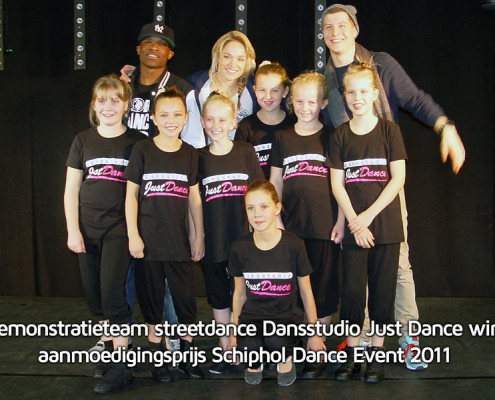 T-shirts Just Dance Uitgeest
