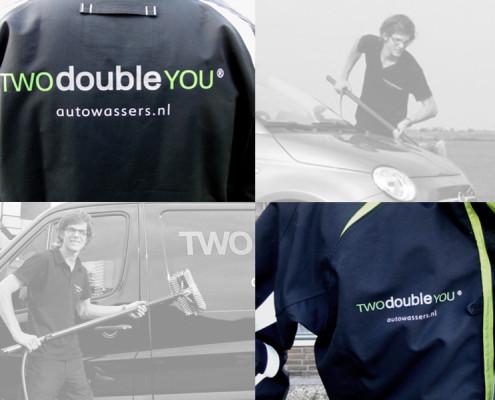 Bedrukt textiel TwoDoubleYou