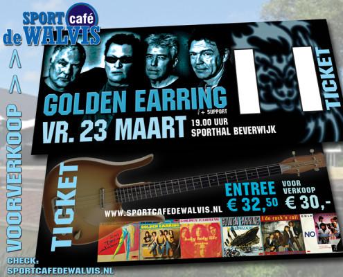 Entree tickets De Walvis