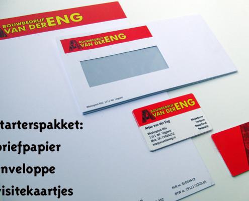 Starterspakket drukwerk