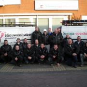 Textiel personeel Bouwbedrijf Nieuwenhuizen